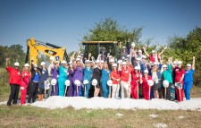Morgan Memorial Hospital Groundbreaking