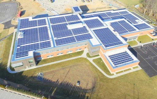 Pfister Energy Installs Solar for First Net Zero Energy Maryland School