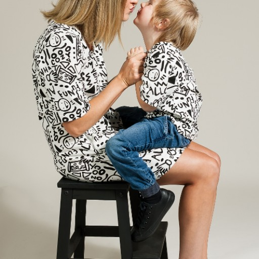 With My Boy Launches Signature Collection: Matching Clothes for Moms and Sons
