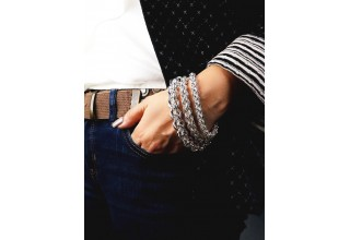 Luxurious Chain Bracelets For Stylish Women