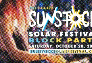 Sunstock Solar Festival takes place Oct. 20 in Hollywood
