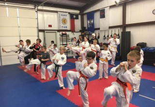 Texas Tang Soo Do on Greatmats