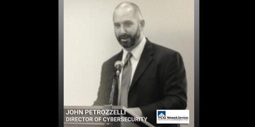 Director of Cybersecurity John Petrozzelli