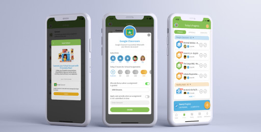S'moresUp Integrates Google Classroom to Help Parents Monitor, Track and Automate Kids' Schoolwork Alongside Housework