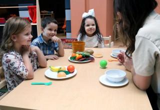 Imagination Island Imaginative play classroom
