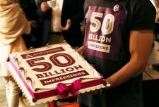 50 Billion Cake