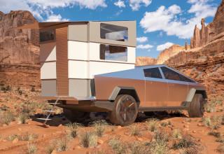 CyberLandr Desert Adventure SLR