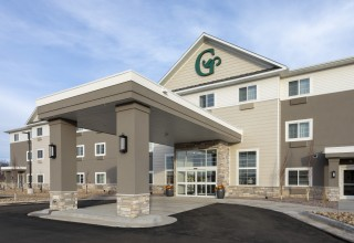 New GrandStay Hotel in Milbank, SD