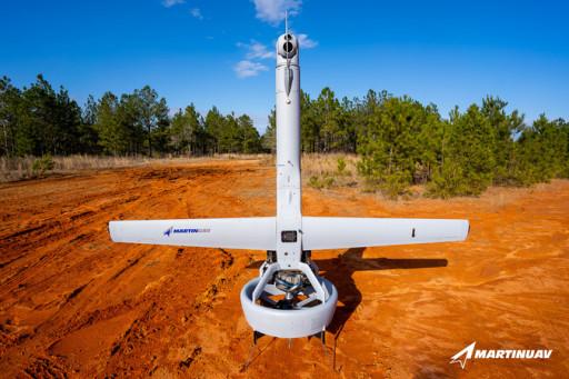 Martin UAV Selected to Prototype Navy UAS