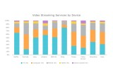 Video Streaming Services by Device Use