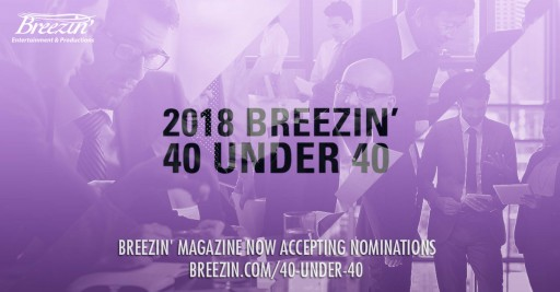 Breezin' Magazine Recognizes Tampa Bay's Top Business and Young Entrepreneurs and Innovators