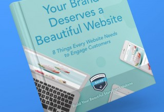 """et the helpful eBook, """"8 Things Every Website Needs to Engage Customers,"""" for free from Websites Made Simple"""