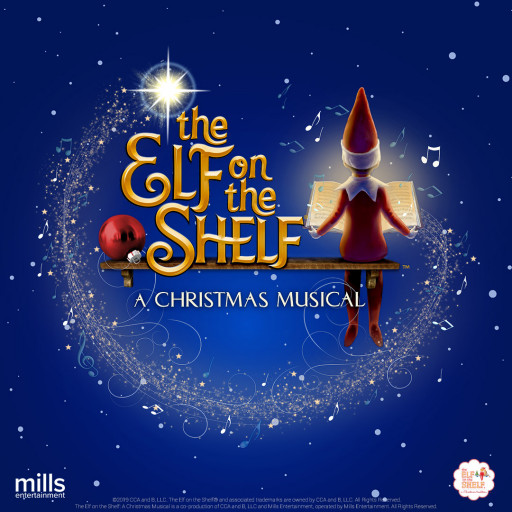 The Elf on the Shelf: A Christmas Musical Announces Second U.S. Touring Season