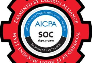 SOC 1, SOC 2, and SOC 3 audits by Lazarus Alliance