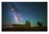Milky Way Above the MRO by Knate Myers
