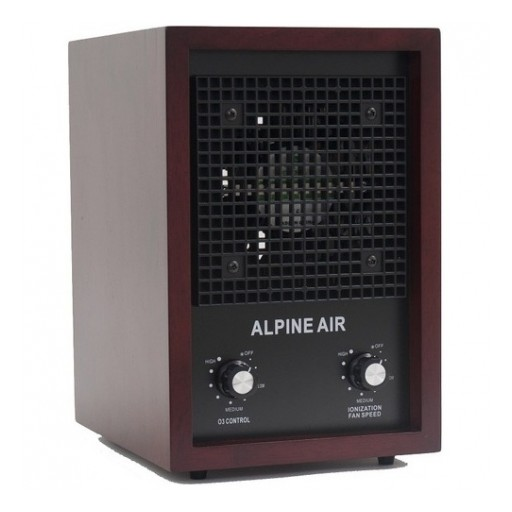 Air Purifiers by Alpine Air Products Utilize Negative Ions and Activated Oxygen