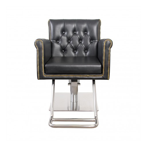SalonSmart Unveils Salon Equipment Styling Chairs Inspired by Interior Design Styles