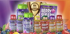 Berry Sleepy Recipient of the REX Award for the Second Year in a Row
