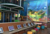 Under the Sea Play Place at McDonald's in Niceville, FL