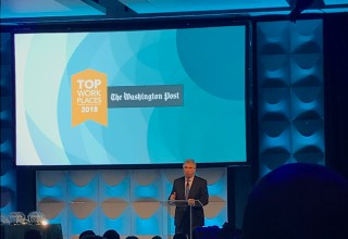 2018 Washington Post Top Workplaces Event 2