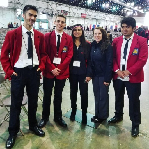 Carpenter Contractor Trust Sponsors Yonkers Students at National Competition