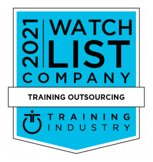 Intellezy Named to 2021 Training Outsourced Companies Watch List