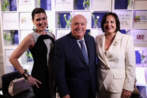 Jackson Health Foundation 20th Annual Guardians of the Children Luncheon & Fashion Show Raises More Than $700,000 to Benefit Holtz Children's Hospital