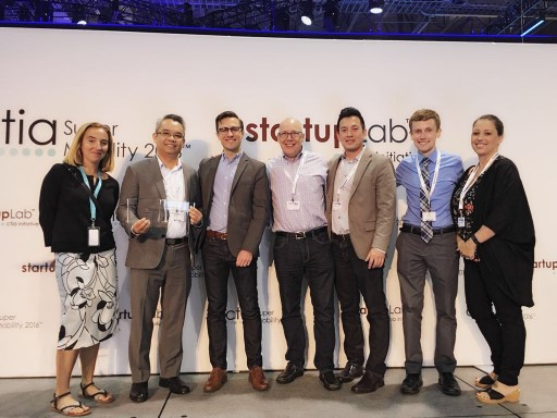 Vodi Awarded First in Wireless Category, Second Place Overall at CTIA StartUp Lab 2016