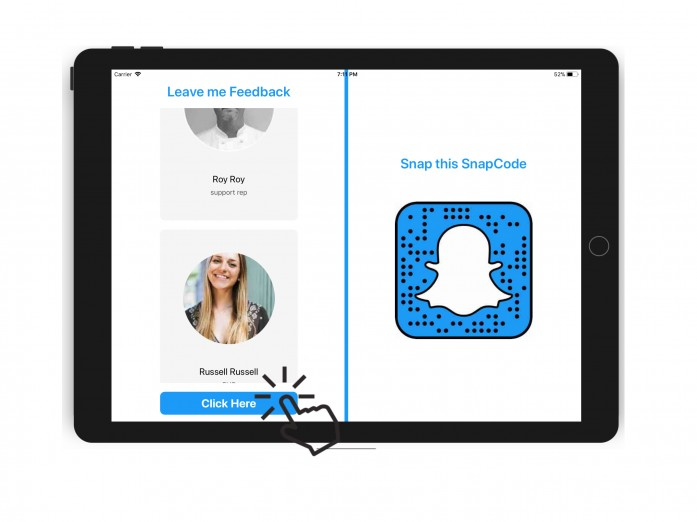 Anonymous Employee Feedback on Apple iPad App