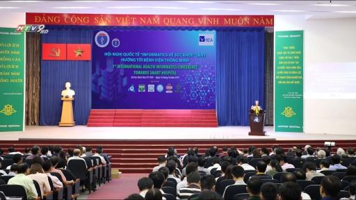 Victoria Platform for Medical Teaching was on Vietnam National Television - HTV9