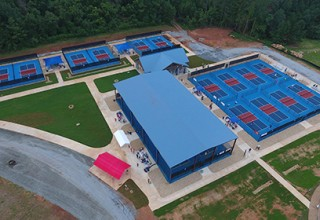 Spalding County Pickleball Complex in Spalding-Griffin County, Georgia