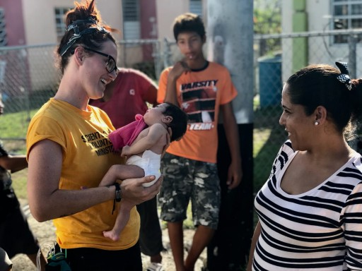 Volunteer Ministers in Puerto Rico: Need for Help Still Great