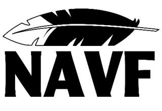 NAVF logo