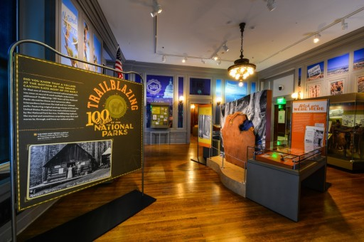 Smithsonian's National Postal Museum Opens Exhibition Celebrating the Centennial of America's National Parks