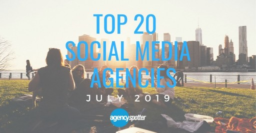 Agency Spotter Announces the Top 20 Social Media Marketing Agencies Report