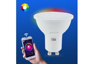 SMAlux GU10 Wi-Fi Smart LED Light Bulb