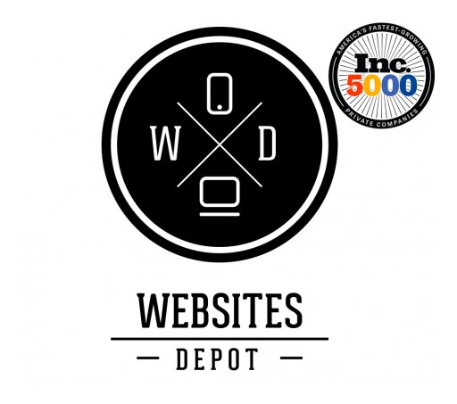 Website Depot Listed in Inc. 5000's List of Fastest-Growing Private Companies in America