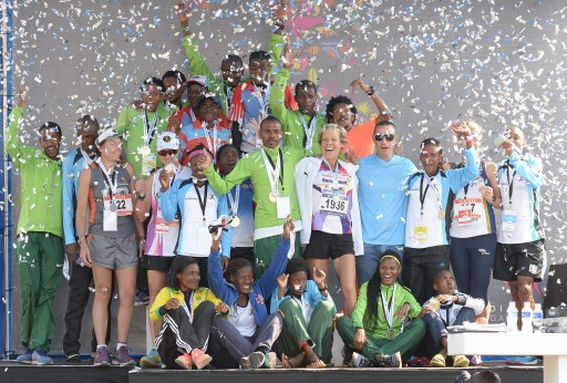 Diacore Gaborone Marathon Offers 1 Million Pula Prize