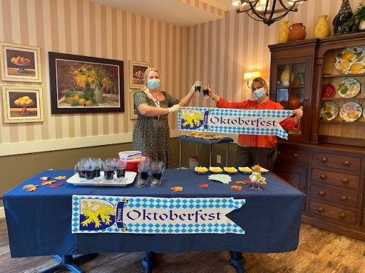River Oaks Celebrates Staff and Residents During National Assisted Living Week
