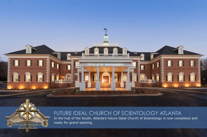 Future Ideal Church of Scientology Atlanta