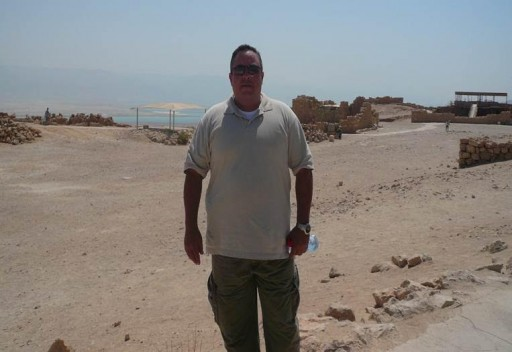Jeffery David Whippo Investigates Claims That the Dead Sea Was Hit by Severe Droughts in the Past