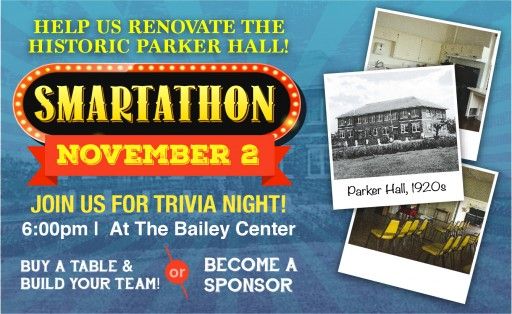 Mount Sequoyah Hosts 'Smartathon' Trivia Night to Benefit the Parker Hall Renovation Fund