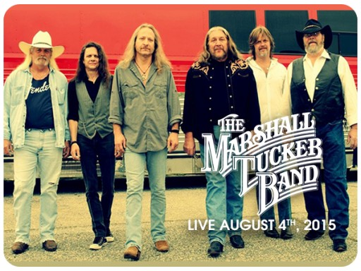 The Marshall Tucker Band - LIVE Tonight! It's a Must See Show During the 75th Sturgis Rally 2015