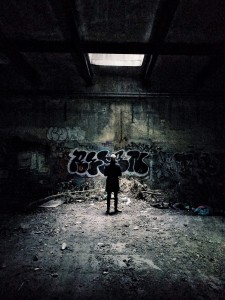 Artists Use Augmented Reality to Bring Abandoned Spaces Closer to the Public
