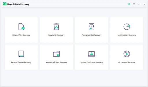 iSkysoft Data Recovery: The Latest All-Round Data Recovery Software