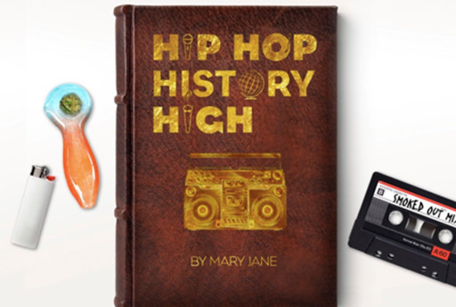 Donnell Rawlings Boards Wikileaf Original Podcast  'Hip Hop History High'