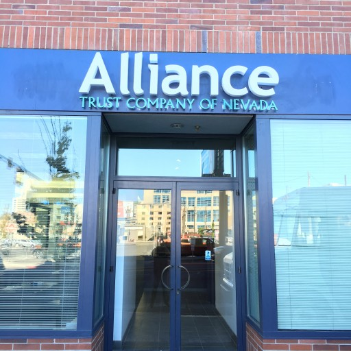 Alliance Trust Company of Nevada Moves to the Financial Hub of Reno