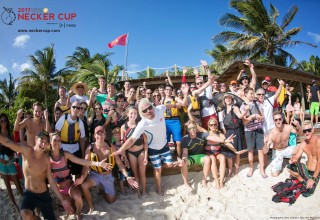 Necker Cup & Necker Open with Sir Richard Branson