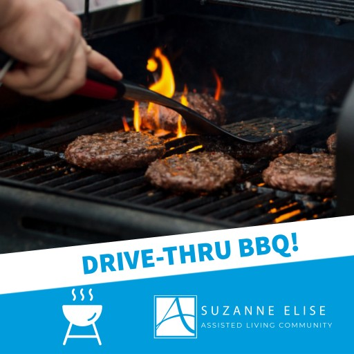 Suzanne Elise Hosts Free Drive-Thru BBQ Lunch for Essential Workers