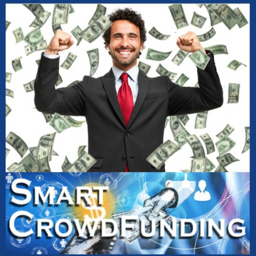Smart Crowdfunding - the Crowdfunding Marketing Agency Launches an Industry First by Offering Guaranteed Funding
